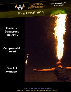 Amazing Fire Breathers