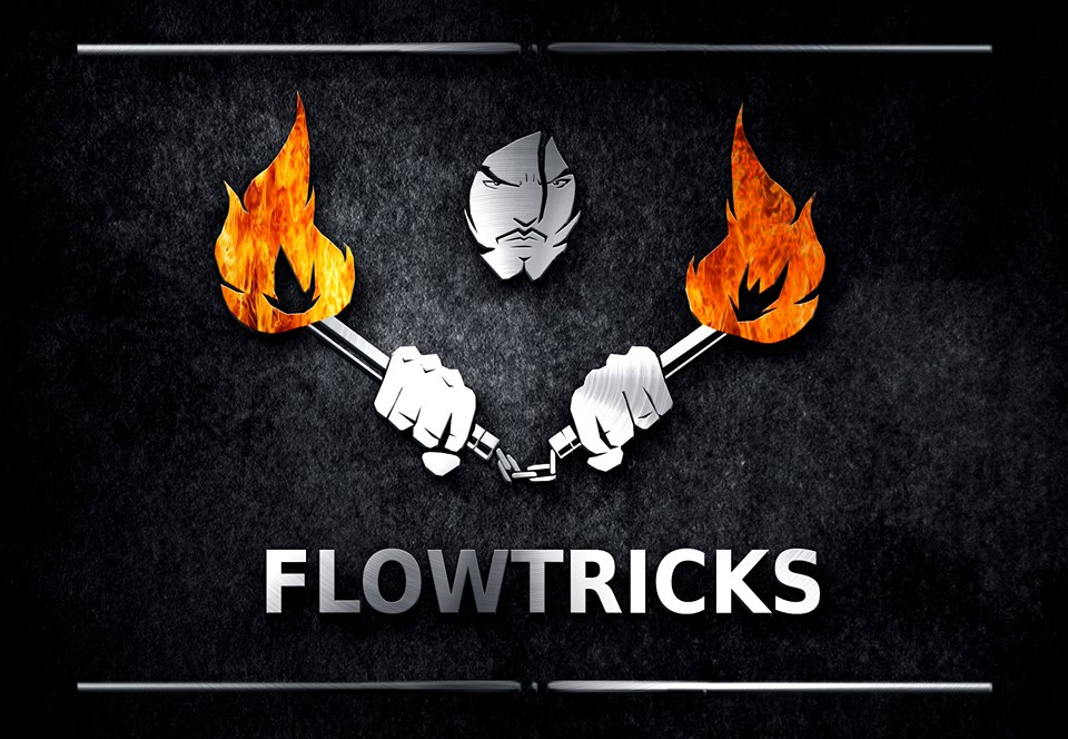 Flowtricks LOGO wallpaper