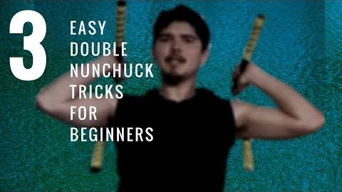Tricep/Crotch/Butt Bounce with Combos Nunchucks!